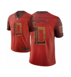 Women's San Francisco 49ers #10 Jimmy Garoppolo Limited Red City Edition Football Jersey
