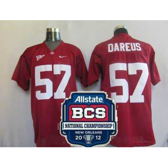 separation shoes 0a4ca 40391 NCAA 2012 BCS National Championship PATCH Alabama Crimson ...