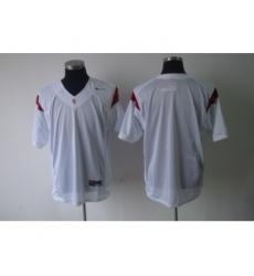 USC Trojans Blank White Jerseys