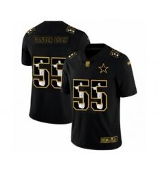 Men's Dallas Cowboys #55 Leighton Vander Esch Black Jesus Faith Limited Player Football Jersey