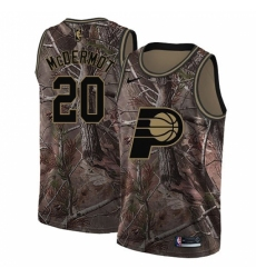 Youth Nike Indiana Pacers  20 Doug McDermott Swingman Camo Realtree  Collection NBA Jersey 43dff03c9