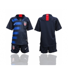 2018-19 USA Away Youth Soccer Jersey