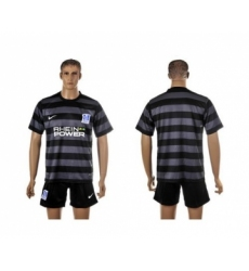 Duisburg Blank Away Soccer Club Jersey