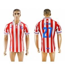 Guadalajara #27 C.Pena Anniversary Edition Soccer Club Jersey