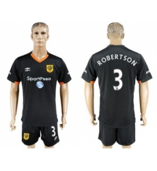 Hull City #9 ABEL H Away Soccer Club Jersey