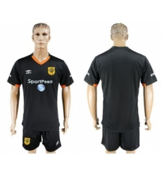 Hull City Blank Away Soccer Club Jersey