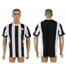 Juventus Blank 120th Anniversary Soccer Club Jersey