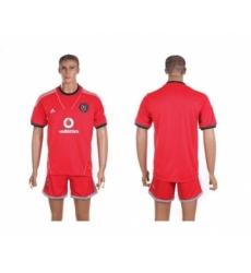 Orlando Pirates Blank Away Soccer Club Jersey