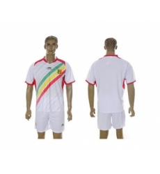 Mali Blank White Home Soccer Country Jersey