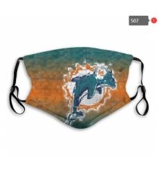 Miami Dolphins Mask-0028