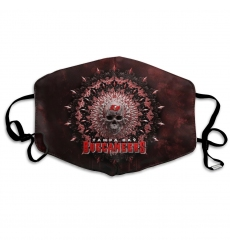 Tampa Bay Buccaneers Mask-0015