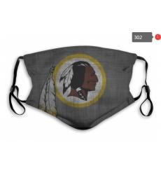 Washington Redskins Mask-0010