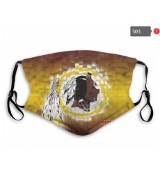 Washington Redskins Mask-009