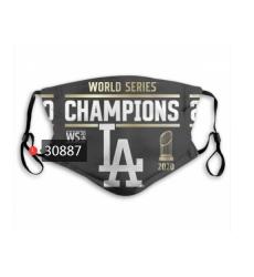 MLB Los Angeles Dodgers Mask-0015