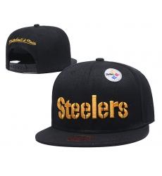 Pittsburgh Steelers Hats-002