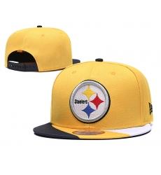 Pittsburgh Steelers Hats-003