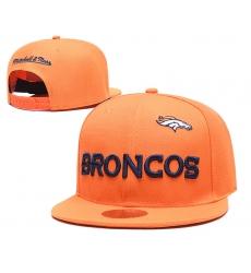 Denver Broncos Hats-001