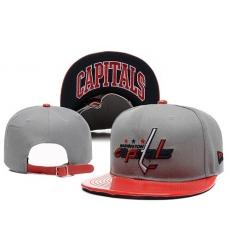 NHL Washington Capitals Stitched Snapback Hats 008