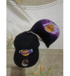 NBA Los Angeles Lakers Hats-013