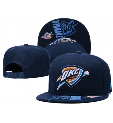 NBA Oklahoma City Thunder Hats 002