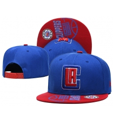 NBA Los Angeles Clippers Hats 001