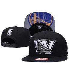 NBA Golden State Warriors Hats 002