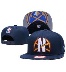 NBA Denver Nuggets Hats 001