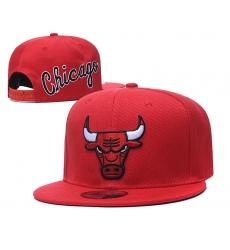 NBA Chicago Bulls Hats 004