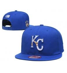 MLB Kansas City Royals Hats 001