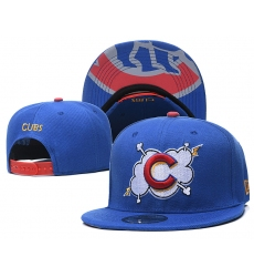 MLB Chicago Cubs Hats 003