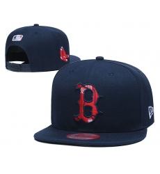 MLB Boston Red Sox Hats 001
