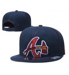 MLB Atlanta Braves Hats 002