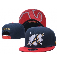 MLB Atlanta Braves Hats 004