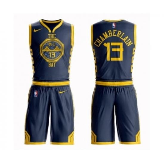 sale retailer e7292 1da63 Youth Nike Golden State Warriors #13 Wilt Chamberlain ...