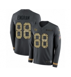 Men's Nike New York Giants #88 Evan Engram Limited White Rush Player  for sale
